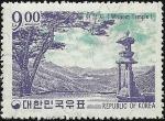 韓国・華厳寺(1964年)