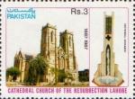 パキスタン・ラホール復活大聖堂教会