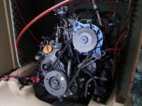 1 降ろす前のエンジン