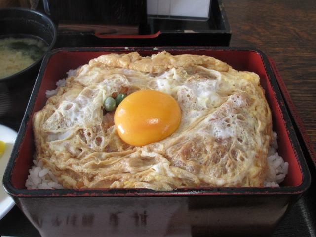 カツ丼 010
