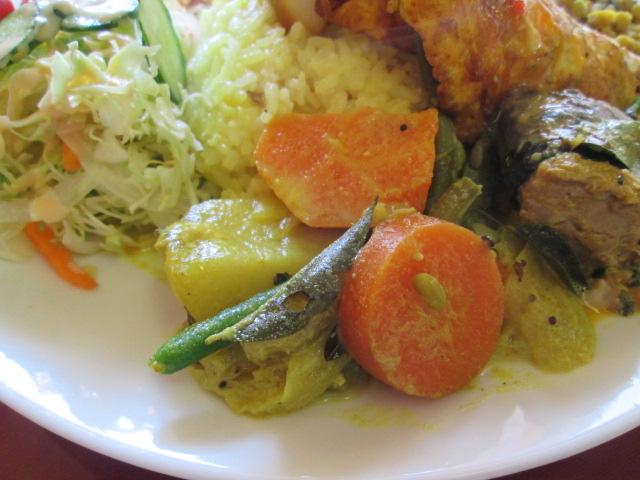 スリランカ料理 007