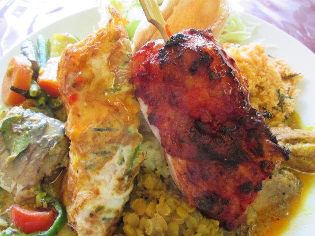 スリランカ料理 010