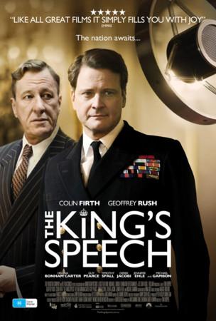 「英国王のスピーチ」
