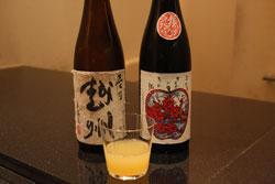 日本酒味見