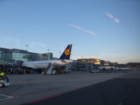 Frankfurt空港