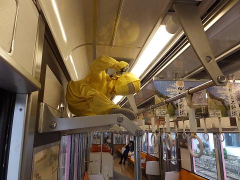 上野線の電車3
