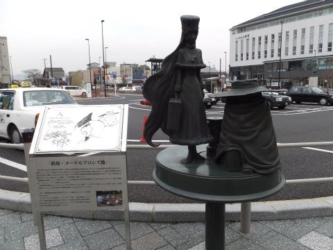上野市駅5