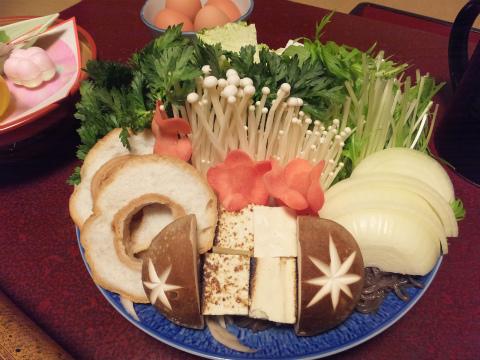 伊賀牛すき焼き3