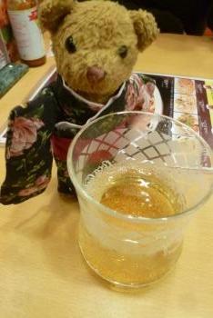 ポポラマーマさん (ベァー& 飲み物)