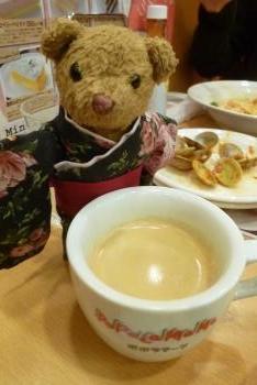 ポポラマーマさん (ベァー&コーヒー)