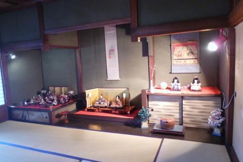 第2回 粉河とんまか雛通り  山﨑邸のお雛様(mt.okuho)