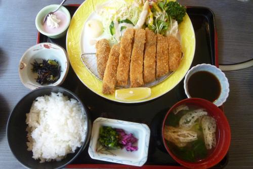美里の湯・かじか荘 2016 3月 (mt.okuho)
