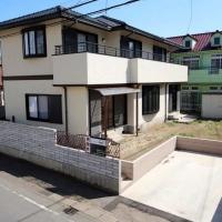 新田木崎の中古住宅外観
