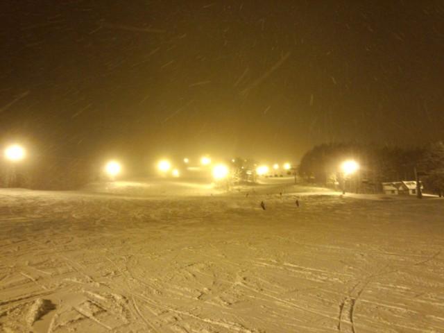12月28日 圧雪も楽しかった