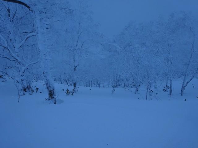 12月29日 最後メンツル風