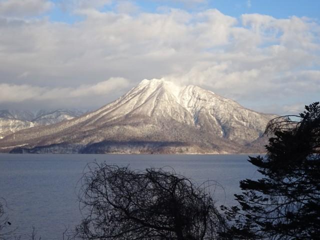 12月30日 恵庭岳
