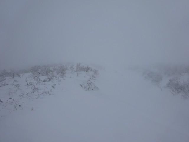 1月1日 登り損ちっくでハイク終了