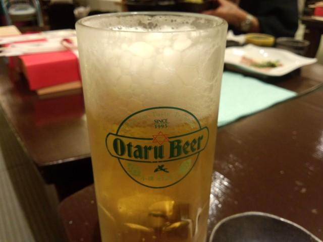 1月2日 小樽ビア