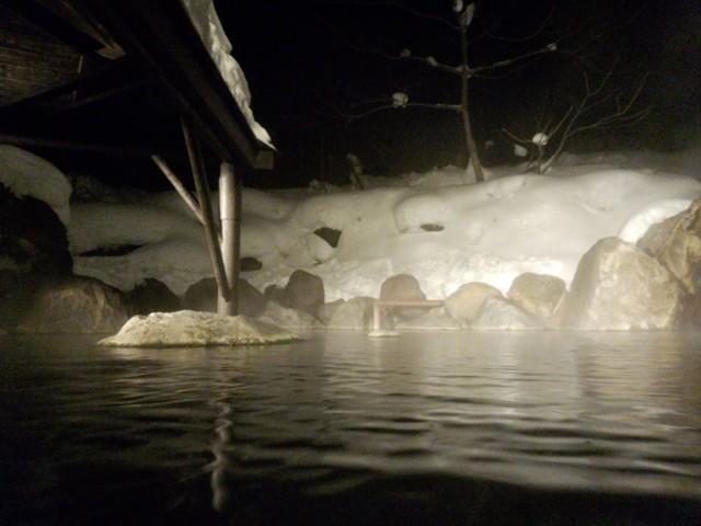 1月2日 そして温泉