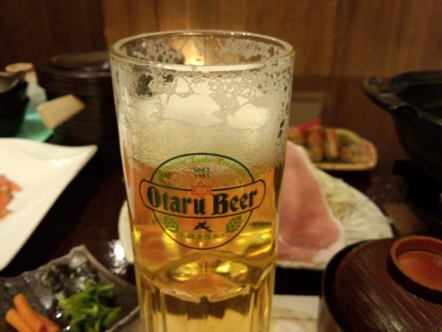 1月4日 小樽ビア