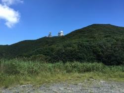 国見風車(5)-降雨レーダーを見ながら10:59