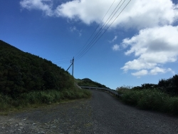 国見風車(6)-舗装された道10:59