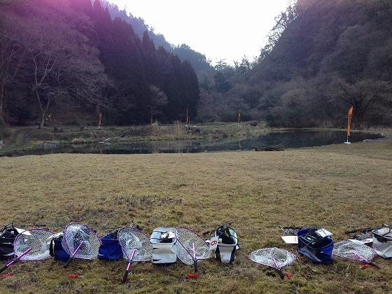 DYFC九重トラウトスクール(2)