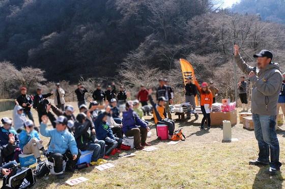 DYFC九重トラウトスクール(17)‐閉会式