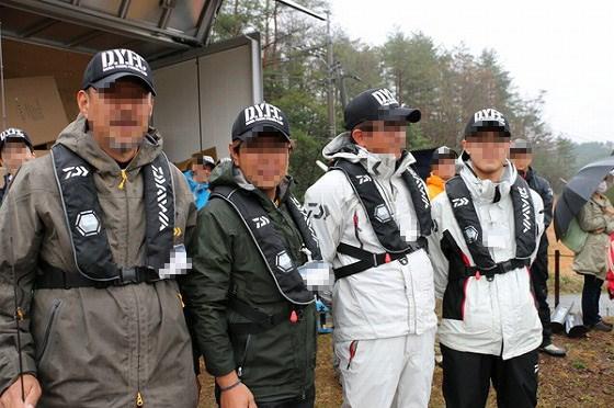 DYFC庄原トラウトスクール(4)-プロコーチ陣