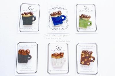 s-studio claynote コーヒー