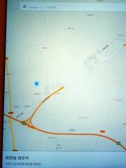 西安空港ホテルmap2