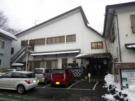 旅館美津木 外観