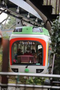 モノレール 上野動物園
