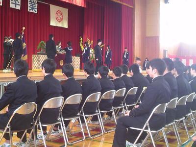 H28墨中卒業式2
