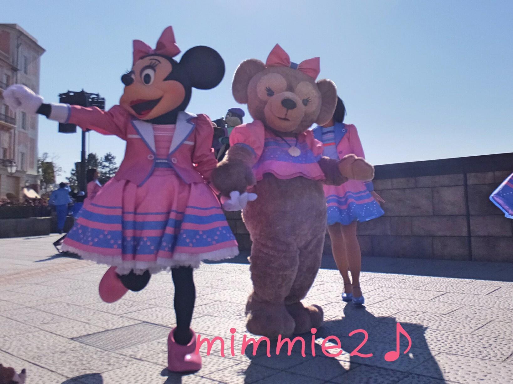 カムジョイン☆ミニー&シェリーメイ