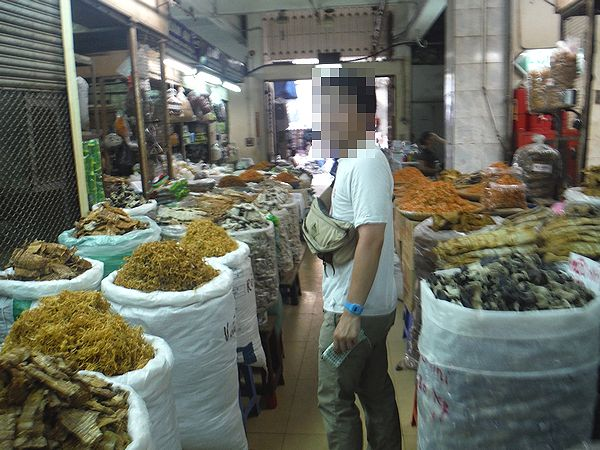 ドンスアン市場