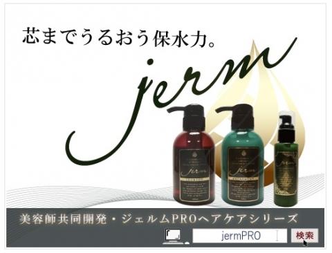 美容師共同開発jermPROヘアケアシリーズ (4)