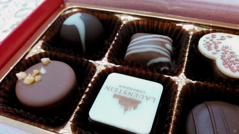 ローエンシュタインのチョコレート (1)