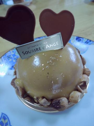 スーリール・ダンジュ平群店のケーキ 2016年2月 (6)