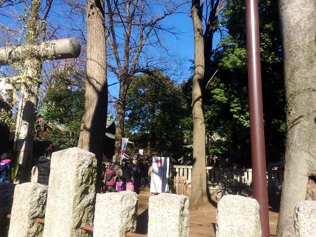 2016年お正月三が日の東京1 by占いとか魔術とか所蔵画像