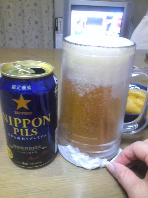 限定醸造 SAPPORO NIPPON PILS(ニッポンピルス)