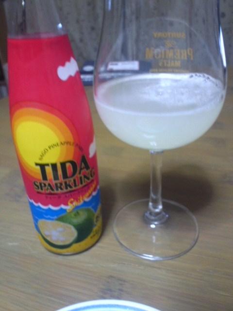 TIDA SPARKLING(ティーダ スパークリング)シークヮ―サー