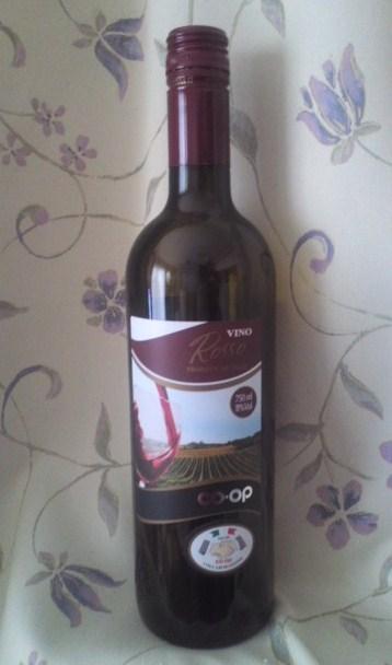 コープイタリアのワイン 赤