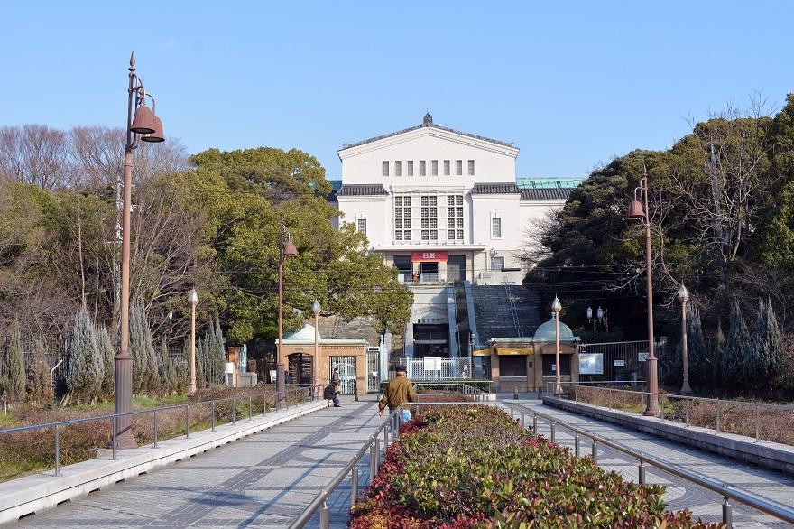 大阪市立美術館 (1)