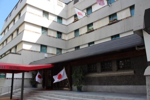 0064:倉敷国際ホテル 外壁