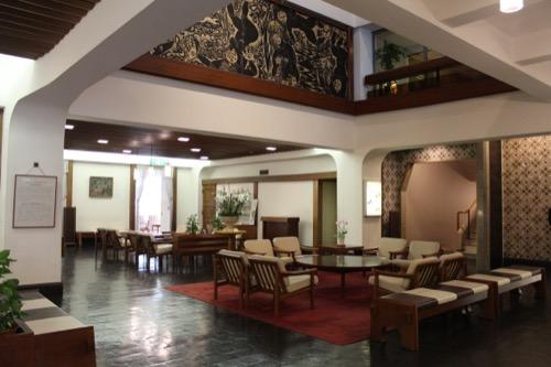 0064:倉敷国際ホテル エントランスロビー