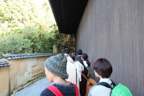 0071:家プロジェクト「南寺」 並ぶ行列