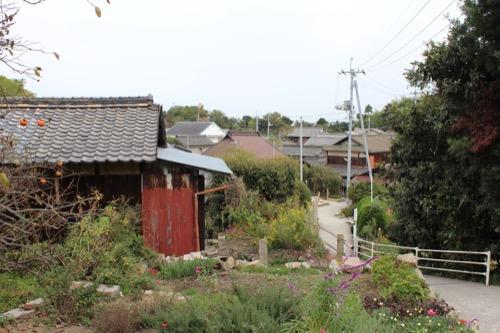 0074:犬島家プロジェクト 島内の集落