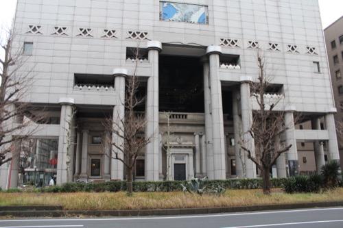 0076:千葉市美術館 旧川崎銀行千葉支店①