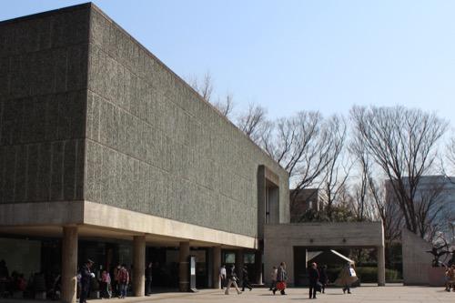 0078:国立西洋美術館 メイン